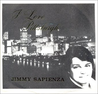 Jimmy Sapienza I Love Pittsburgh Restless 45 Crown