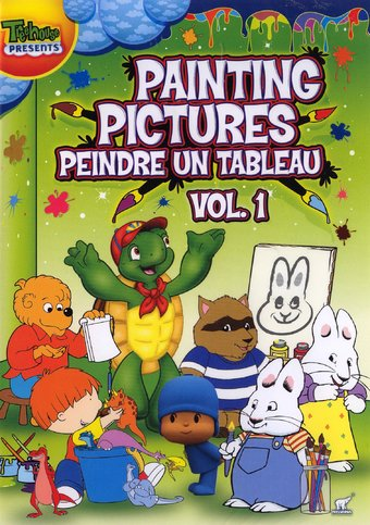 Treehouse Presents Painting Pictures Volume 1 Dvd 2011
