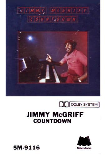 Jimmy McGriff A Toast To Jimmy McGriffs Greatest Hits