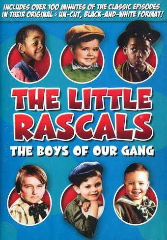The Little Rascals The Boys Of Our Gang Dvd 1926